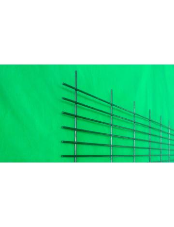 Sito, oko 100x20mm, drôt 3mm (galvanické čierne)