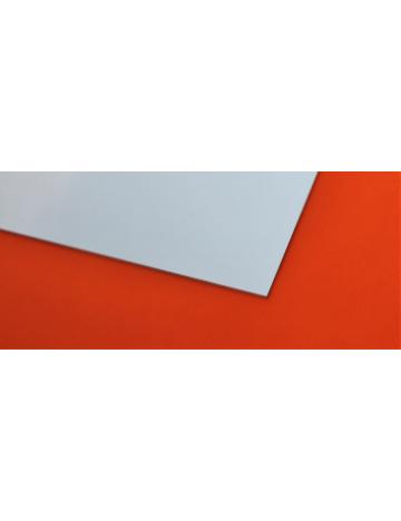 Tvrzené PVC biele, 3mm (200x100cm)