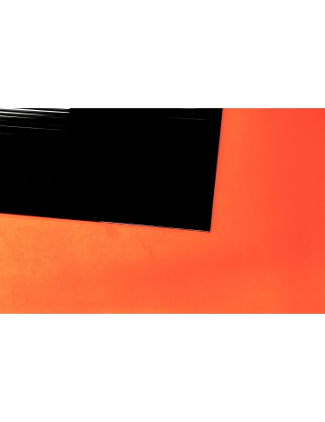 Plastová doska dutinková, čierna (210 x 100cm)