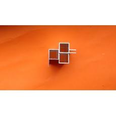 Hliníkový profil 15x15x1mm