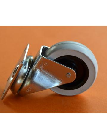 Koliesko priemyselné bez brzdy, priemer 60mm