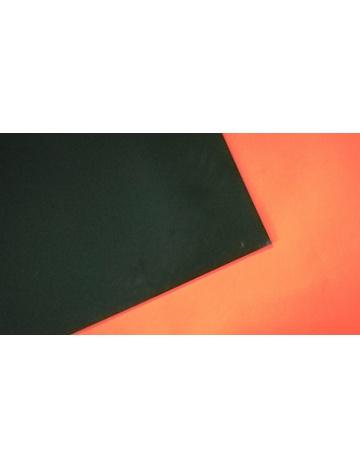 Sendvičová doska tmavo zelená / biela, 3mm (200 x 100cm)