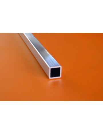 Hliníkový profil, 20x20x1,5mm - 3m tyč