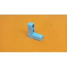 Plastové spojky pre profil 15x15