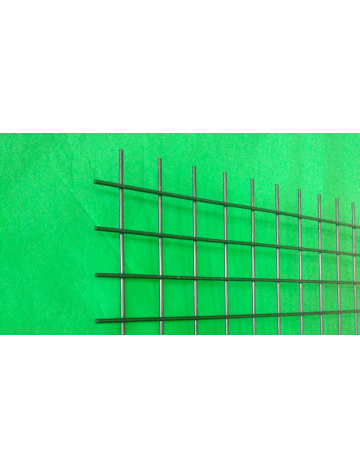 Sito, oko 30x30 sila drôtu 3mm (galvanické čierne)