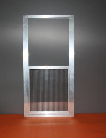 Výletové okno 80x40cm - 10mm