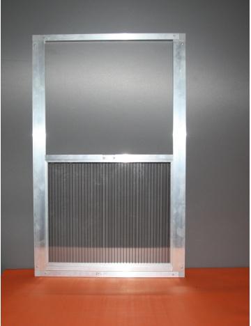 Výletové okno 77 x 50cm - 16mm