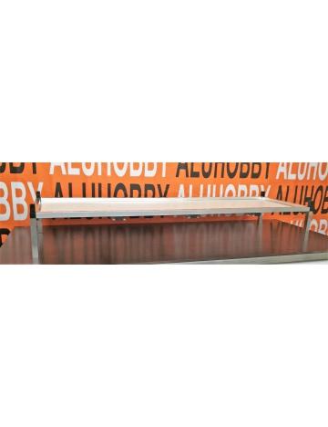 Rack Aluhobby K2/1 - jedno poschodie