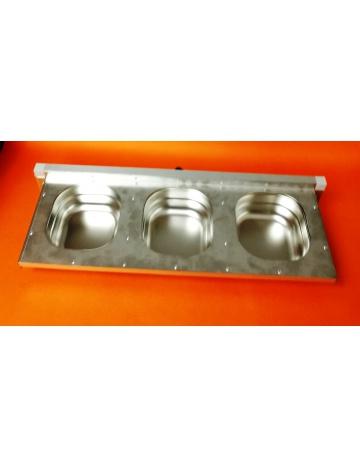 Zásuvný kŕmny pult KPG03