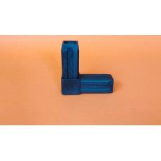 Plastové spojky pre profil 30x30HČ, čierne