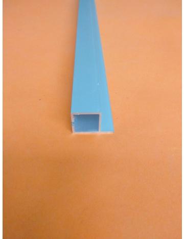 Hliníkový profil HJ20K1 elox. s bočnou drážkou