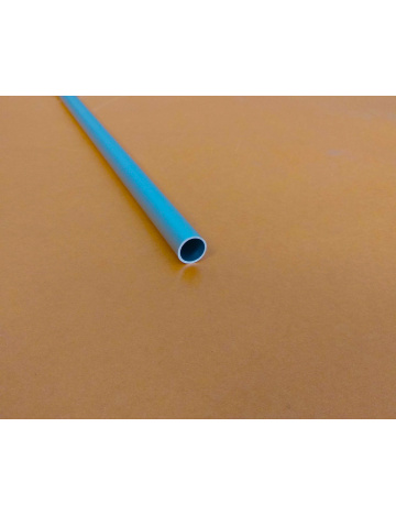 Hliníkový profil guľatý, dutá tyč (HT14 elox.)