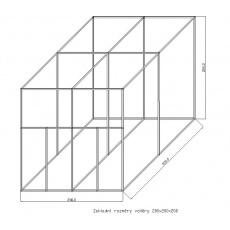 Voliéry stavebnice, rýchlo a jednoducho