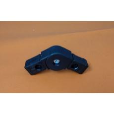 Plastová spojka kĺbová 20X20X1,5mm