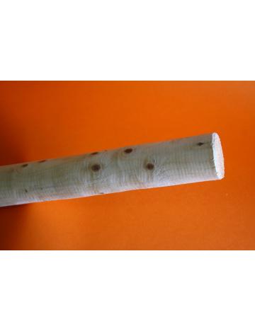 Bidlo drevenom pre veľké papagáje, priemer 5 cm