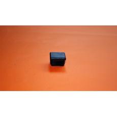 Zátky, krytky pre profil 25x25x2mm